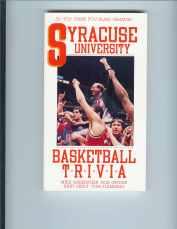 SU Basketball Trivia Cover