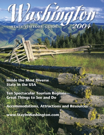 Visitors' Guide Cover 2004