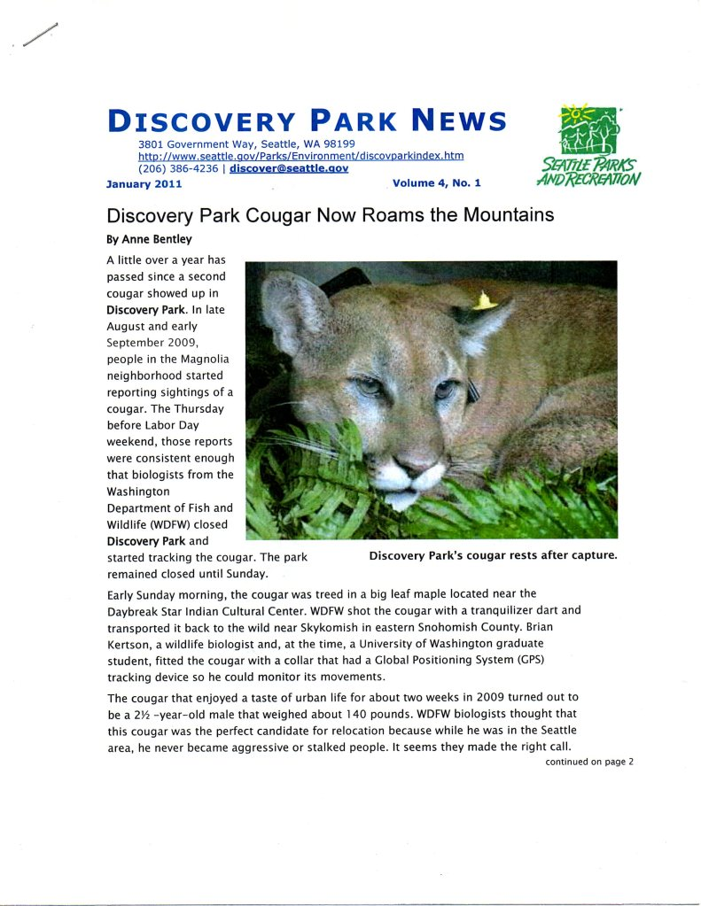 Discovery Park News Cover Feb 2010001