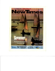 Summer Times Cover 1998001